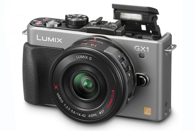 Panasonic Lumix DMX-GX1