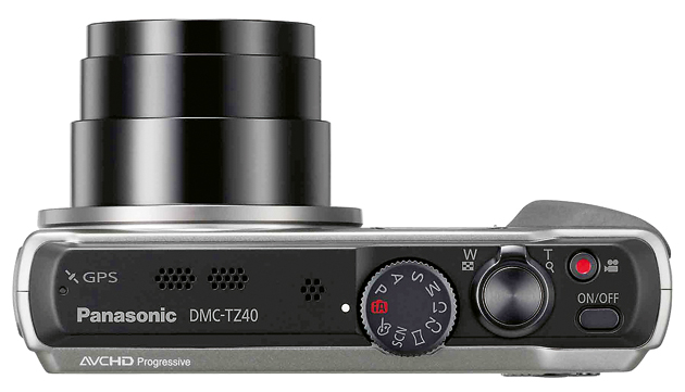 Panasonic DMC TZ40 SIL 4