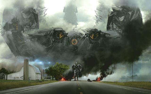 Transformers 4 invazija web