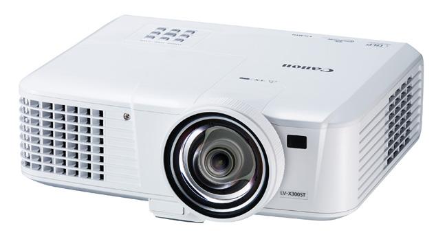 Canon LV-X300ST web