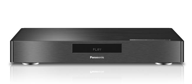 Panasonic CES2015 4KBD prototyp