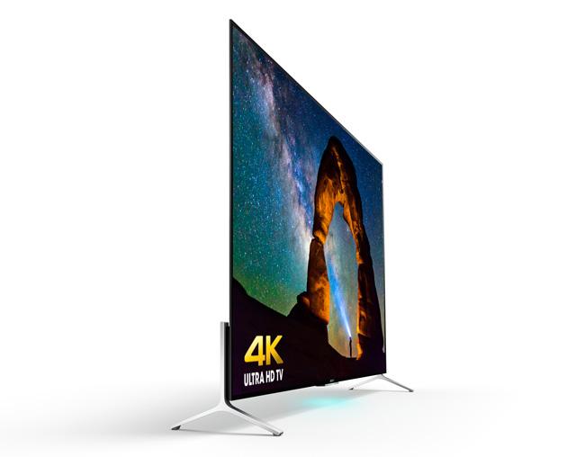 Sony 65X900C 4K web