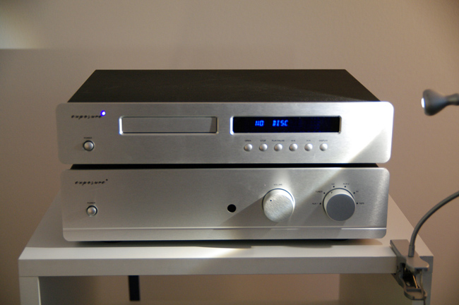 Exposure CD Amp 3010s2D