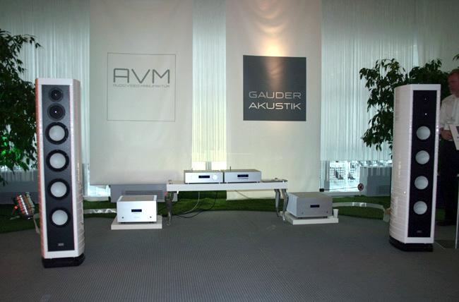 Gauder Akustik AVM 1