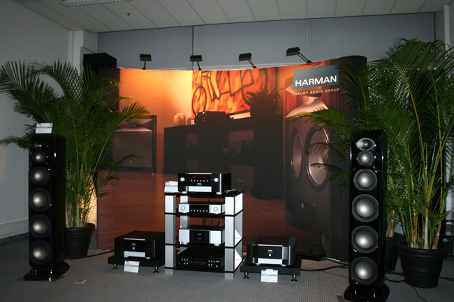 Mark Levinson ml536 Revel