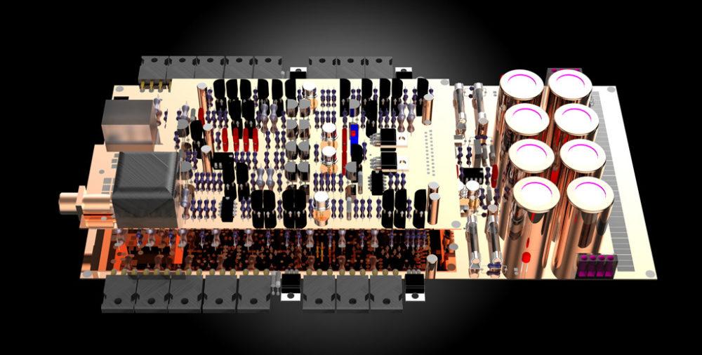 Soliloquy Amplifier Module web mala