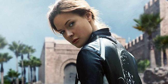 Mission Impossible Rogue Nation Rebecca Ferguson Stunts