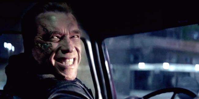 Terminator Arnold Paps 2015