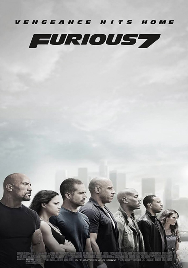 Brzi i Žestoki 7<br>(Fast & Furious 7)
