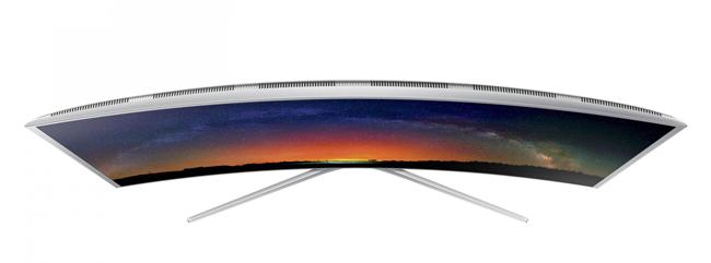 Samsung UE48JS9002 zakrivljen web