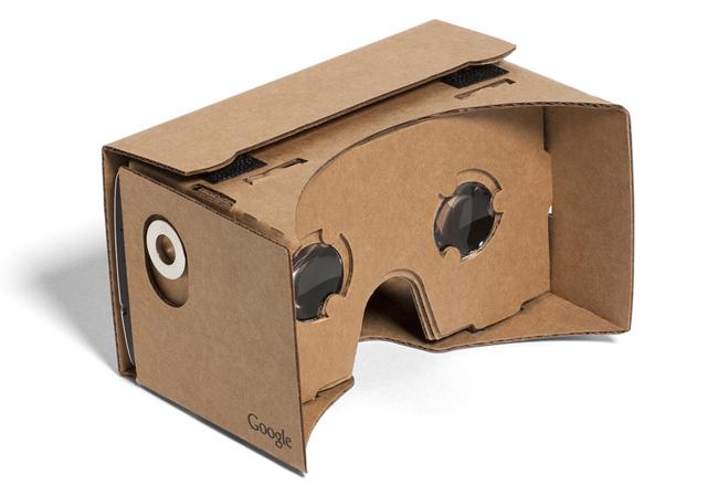 Google cardboard.MALA