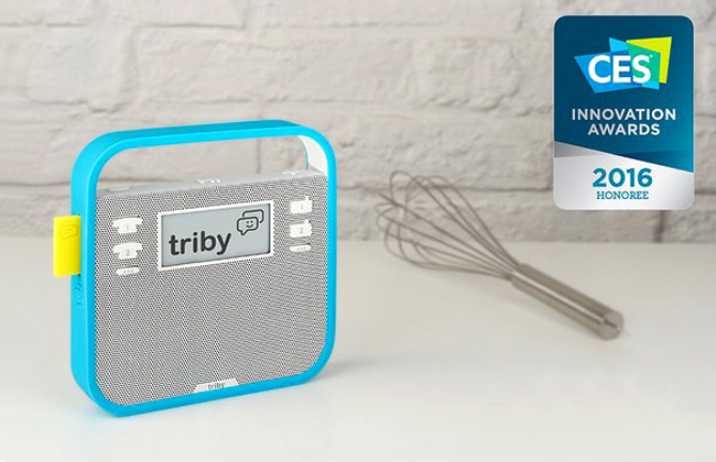 Triby CES Innovations