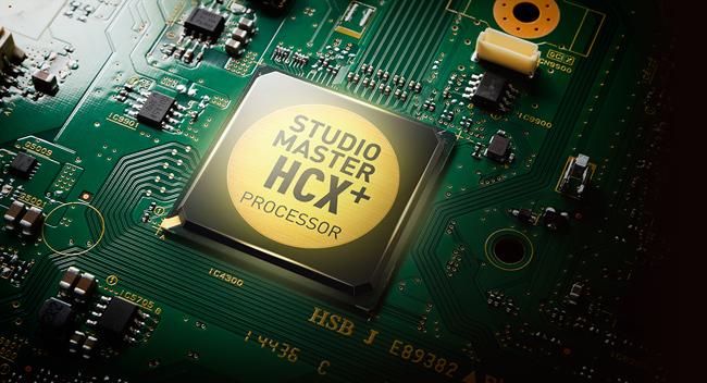 Panasonic VIERA DX900 Studio Master HCX procesor web