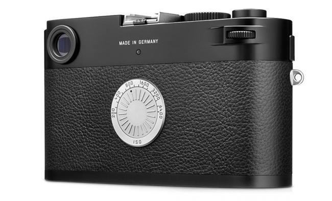 Leica M D side back mala