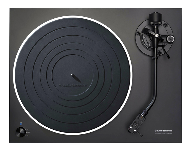 Audio Technica AT LP5 Top Web