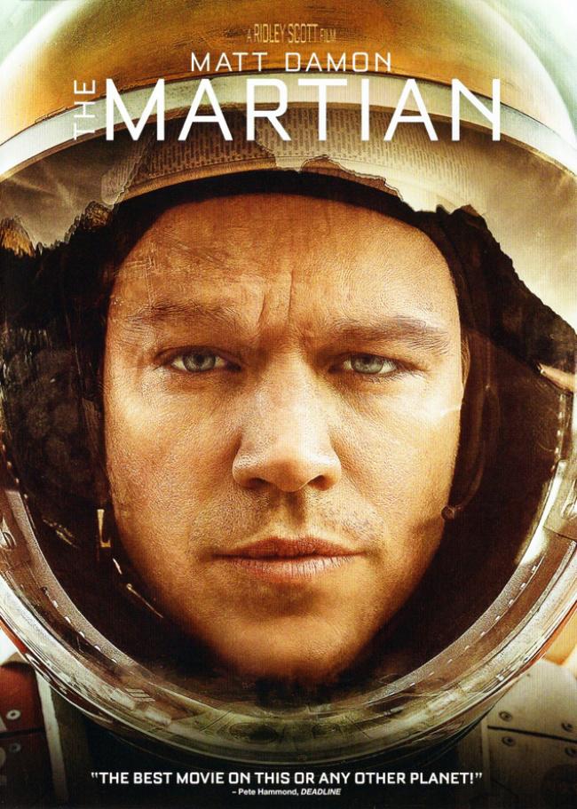Marsovac<br>(The Martian)