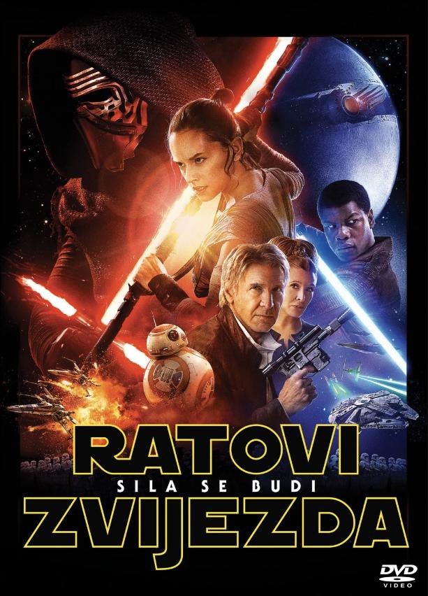 Star Wars 7: Sila se budi<br>(Star Wars: The Force Awakens)