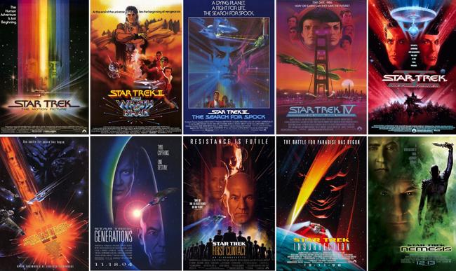 StarTrek filmovi