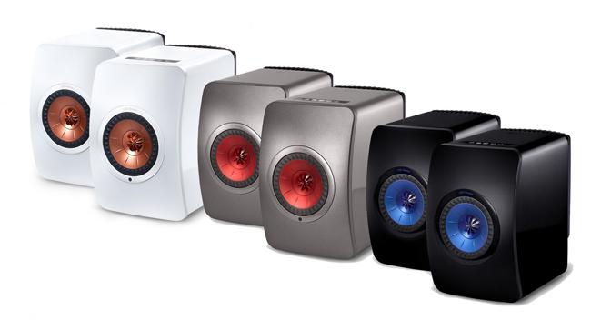 kef ls50 wireless boje