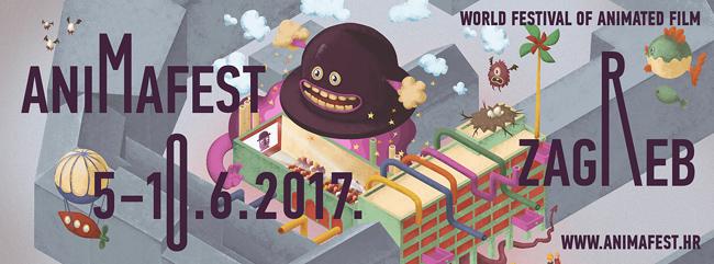 Animafest 2017 plakat mala