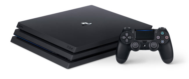 Sony ps4 pro launch games OPT