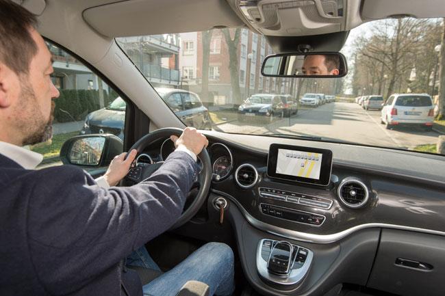 Bosch Community based Parking OPT