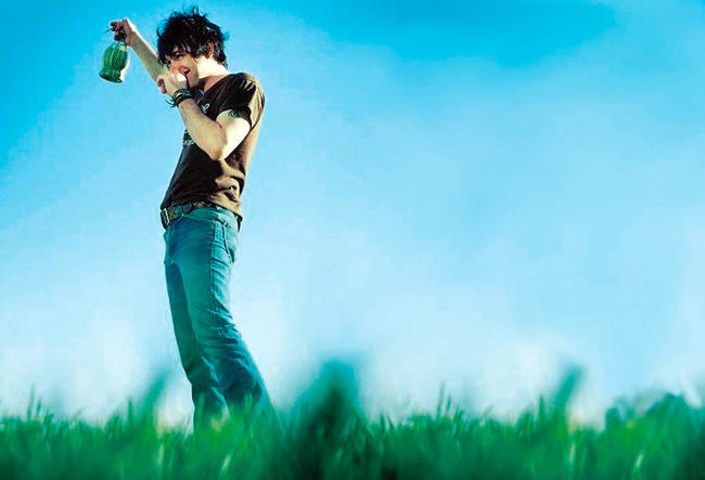 Rayan Adams grass