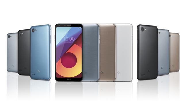 LG Q6 Series mala