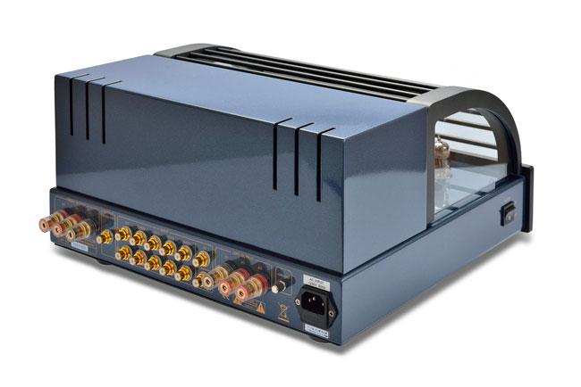 PrimaLuna DiaLogue Premium HP Integrated Amplifier Black side B OPT