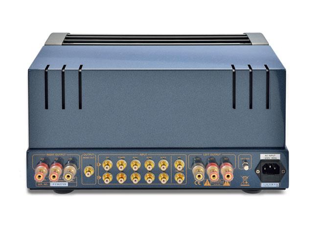 primaluna dialogue premium hp integrated amplifier back OPT