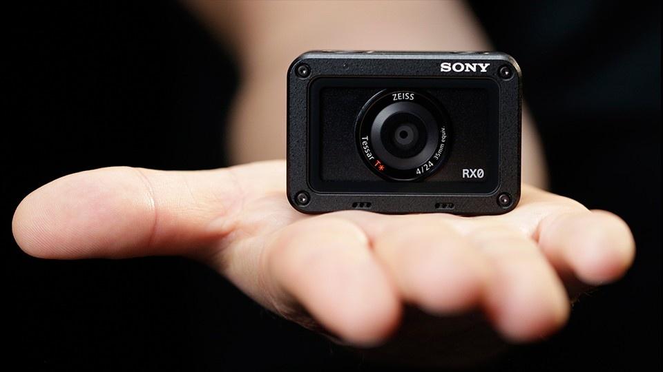 sony rxo actionsports virtualreality camera 1