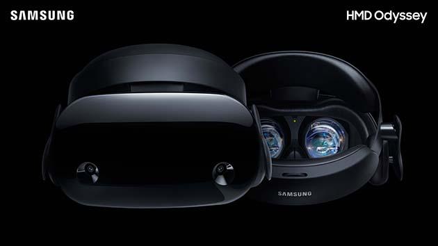 Samsung HMD Odyssey 2 m