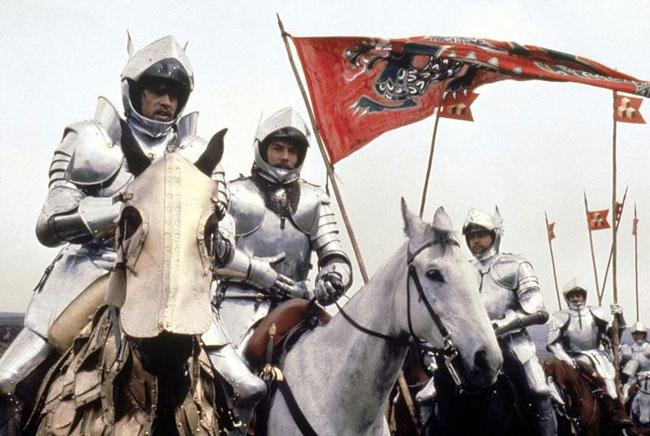 Excalibur konjanici armadura ampliacion