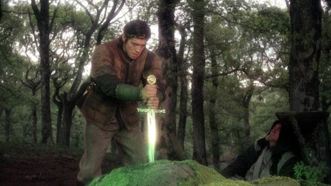 John Boormans Excalibur mac u kamenu