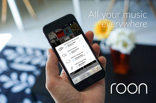 roon all your music everywhere