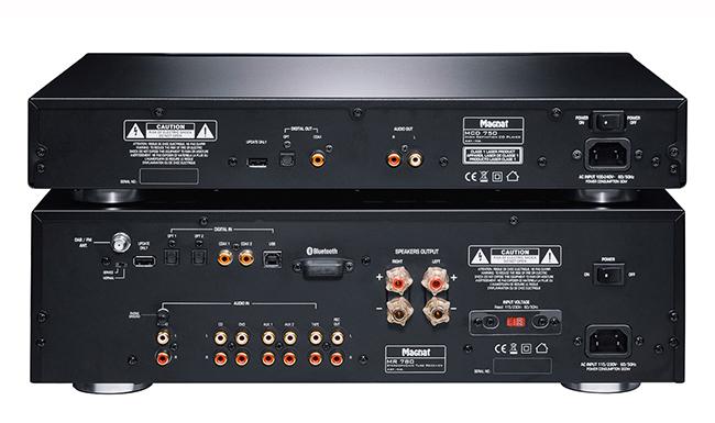 Magnat MR 780 MCD 750 Kombo odostraga