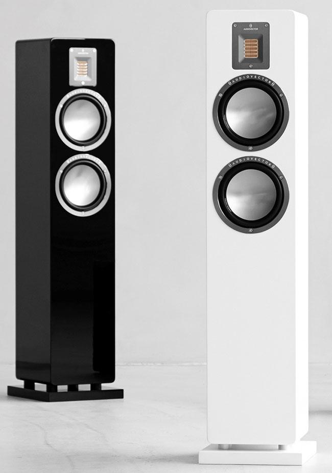 Audiovector QR3 oboje