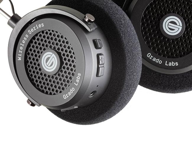 GRADO Labs GW100 Wireless Headphones web