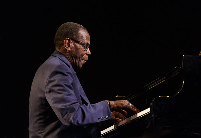 George Cables piano