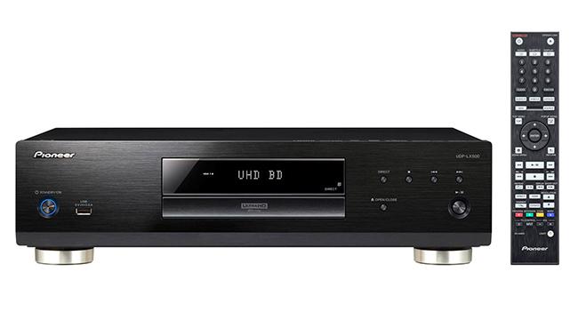 Pioneer UDP LX500 front