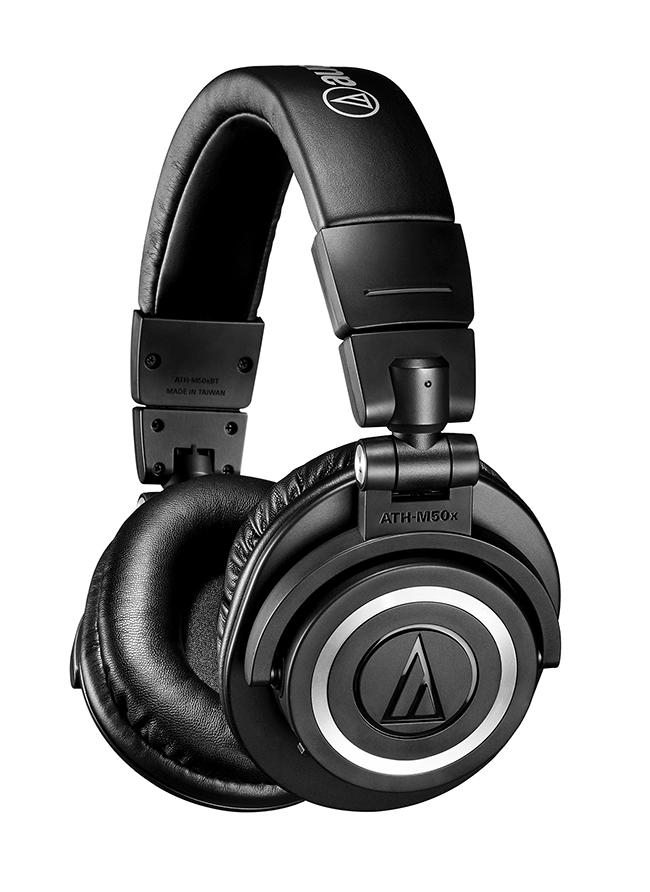 Audio Technica ATH M50xBT 2mala