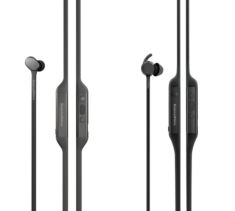 Bowers & Wilkins PI3 & PI4 In-ear wireless headphones